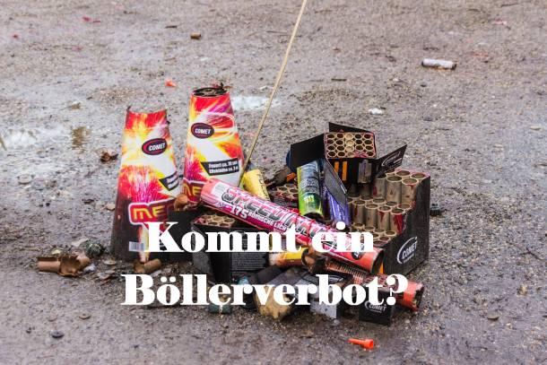 Böllerverbot,Berlin,Silvesterfeuerwerk,Presse,News