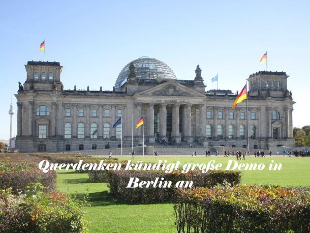 Querdenken,Berlin,News,Medien,Aktuelle,B1811