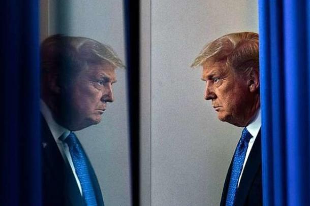 US-Wahl ,Donald Trump,Joe Biden,Politik,Presse,News,Medien