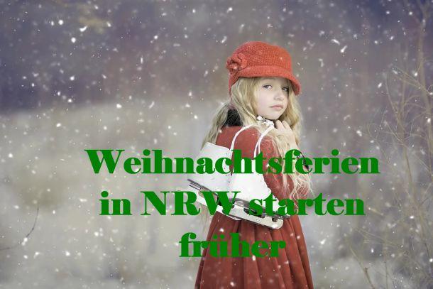 Weihnachtsferien ,NRW,Schlagzeilen,Presse,News,Medien