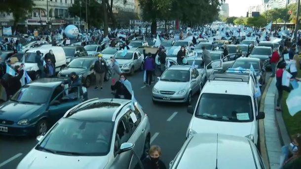 Argentinien,Lockdown,News,Presse,Buenos Aires,Welt,Medien