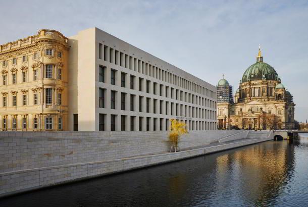 Humboldt Forum,Berlin,Presse,News,Medien