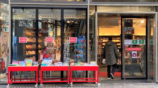 Buchhandel,Berlin,Presse,News,Medien