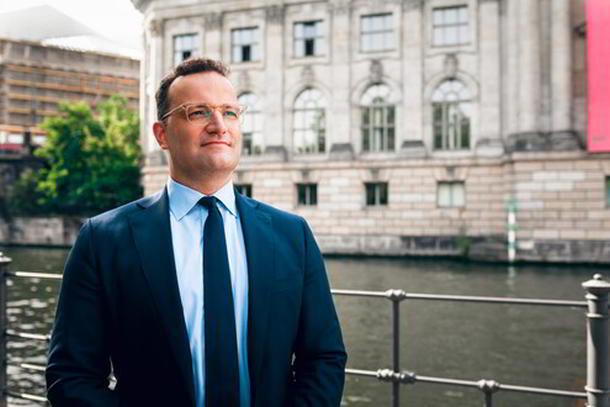 Jens Spahn,Berlin,Politik,Presse,News,Medien