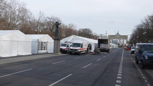 Silvester,Brandenburger Tor,Berlin,Willkommen 2021