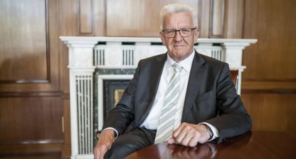 Winfried Kretschmann,Politik,Baden-Württemberg,Ausgangsbeschränkungen