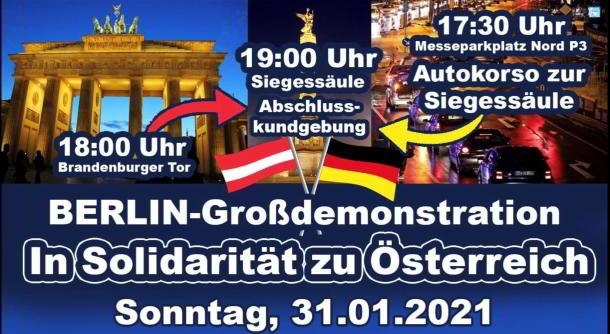 Querdenken,Berlin,Berlin Demo,Presse,News,Medien