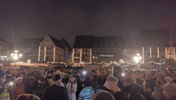 Querdenken,Querdenker,Nürnberg,Presse,News,Medien