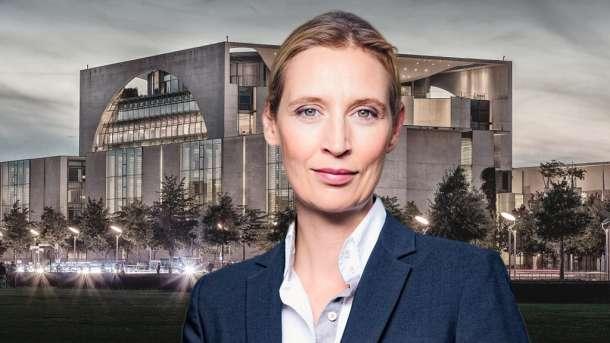 Alice Weidel,AfD,Politik,Deutschland