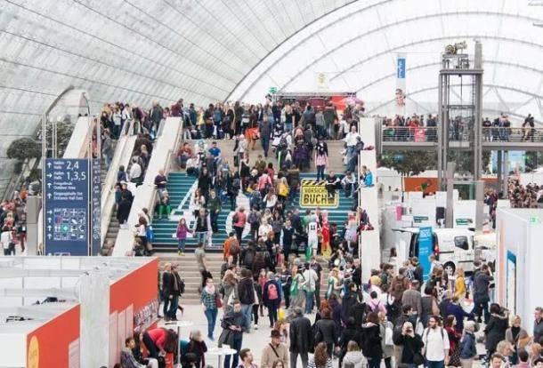 Leipziger Buchmesse,Leipzig,Medien,Presse,News