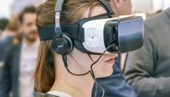 VR,Netzwelt,Facebook, Messenger