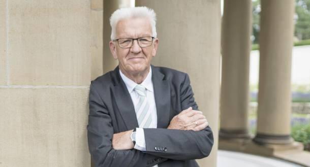 Winfried Kretschmann,Presse,Politik,Medien,News