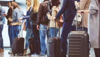 Flughafen,Reisen,Tourismus,Mallorca,Ostern