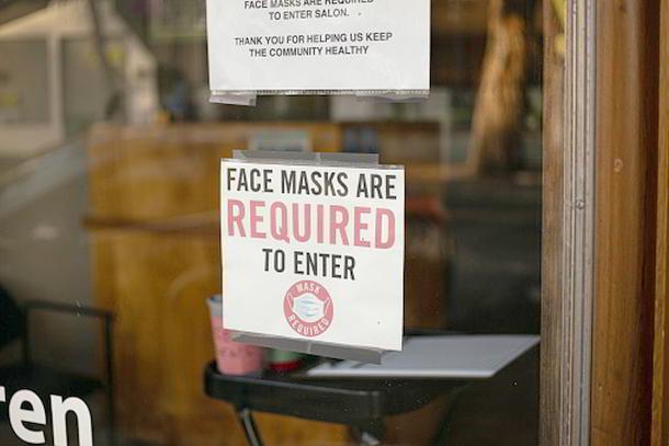Maskenpflicht,Texas,Presse,News,Medien,Aktuelle