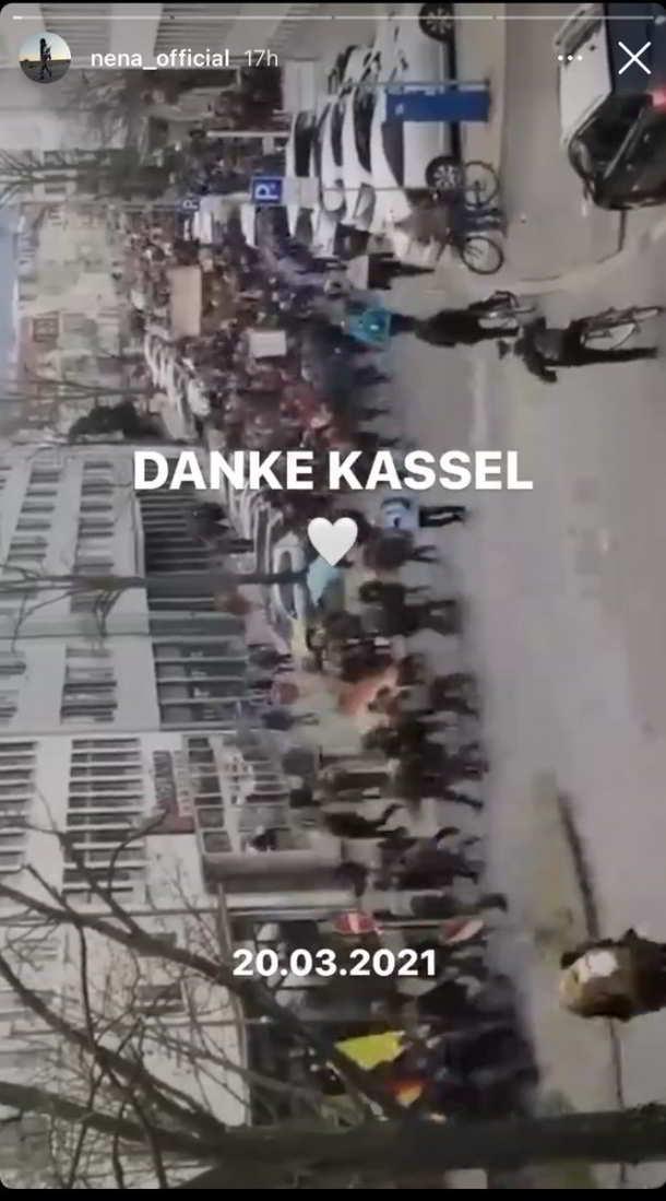 Nena,Querdenken,Querdenker,Kassel Song