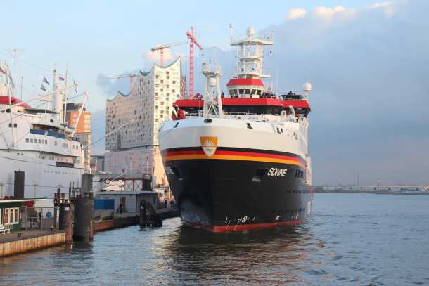 Hamburg,Ozeanforschung,Presse,News,Medien