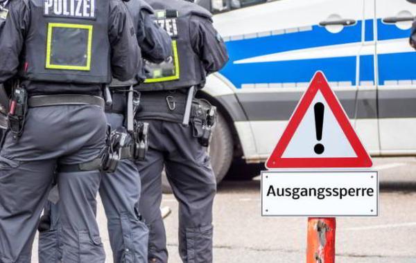 Ausgangssperre,Brandenburg,Presse,News,Medien