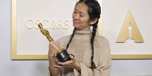 Chloe Zhao,Nomadland,Oscars,Star News