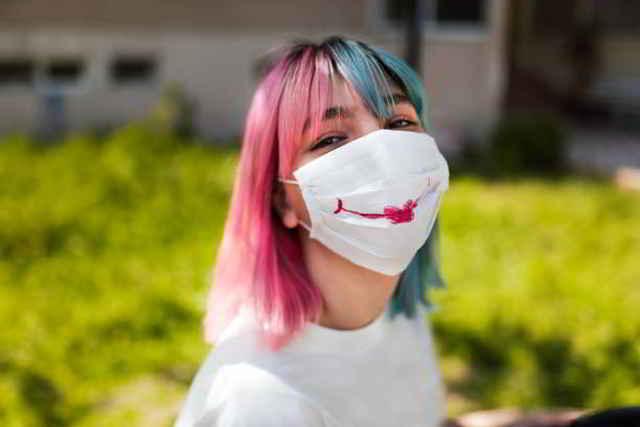 Masken,ZeroCovid,Presse,News,Medien,Aktuelle