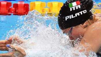 Benedetta Pilato,Sport,Presse,News,Medien,Schwimmen