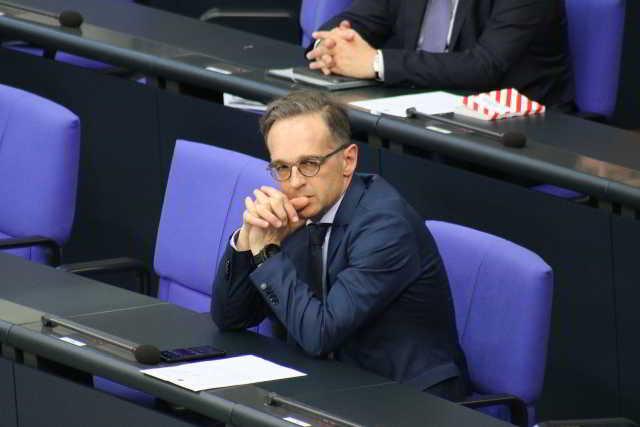 Heiko Maas, Berlin,Politik,Lukaschenko