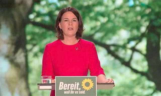 Annalena Baerbock,Politik,Presse,News,Medien