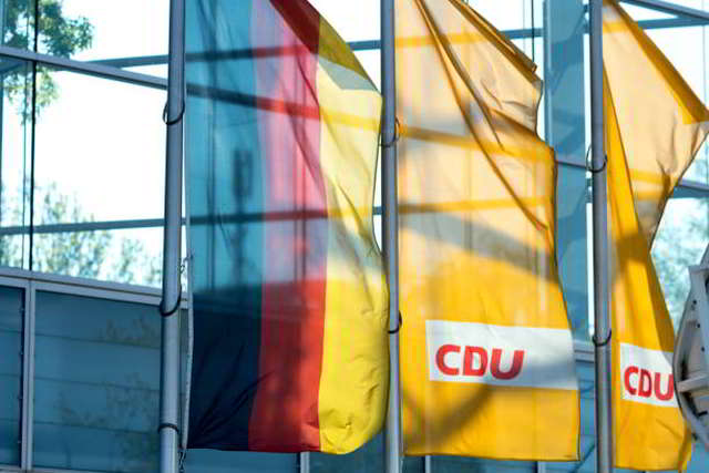 CDU,Politik,Berlin,Presse,News,Medien