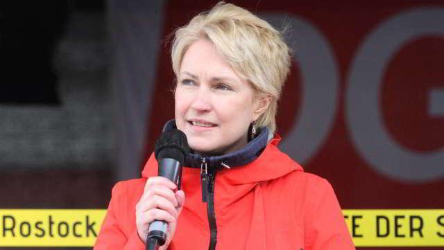 Manuela Schwesig,Politik,MV, Rostock,Presse,News