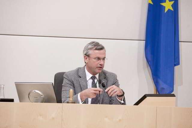 Norbert Hofer, Politik,Österreich,