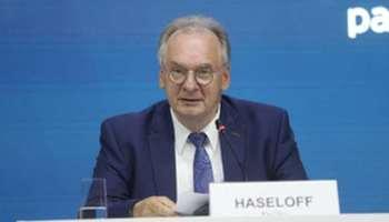 Reiner Haseloff, Politik,Presse,News,Medien, CDU