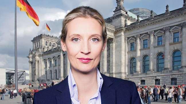 Alice Weidel,AfD,Presse,News,Medien