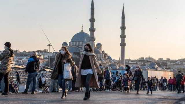Türkei- Neuinfektionen auf Höchststand
