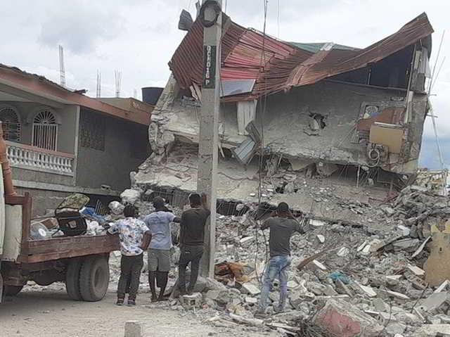 Haiti,Les Cayes,Presse,News,Medien,Aktuelle