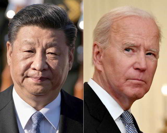Joe Biden,Xi Jinping,Welt,Presse,News,Medien,Außenpolitik