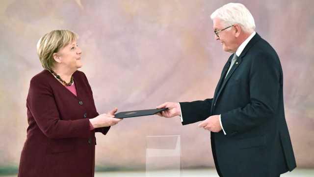Angela Merkel, Berlin, Politik,Presse,