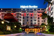 L Tel Majestic Barri Cannes Distingu Par Les Prix