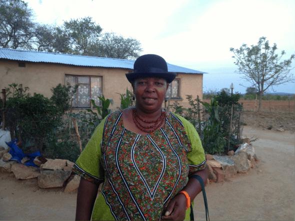 Elizabeth Mpofu: è Expo delle multinazionali