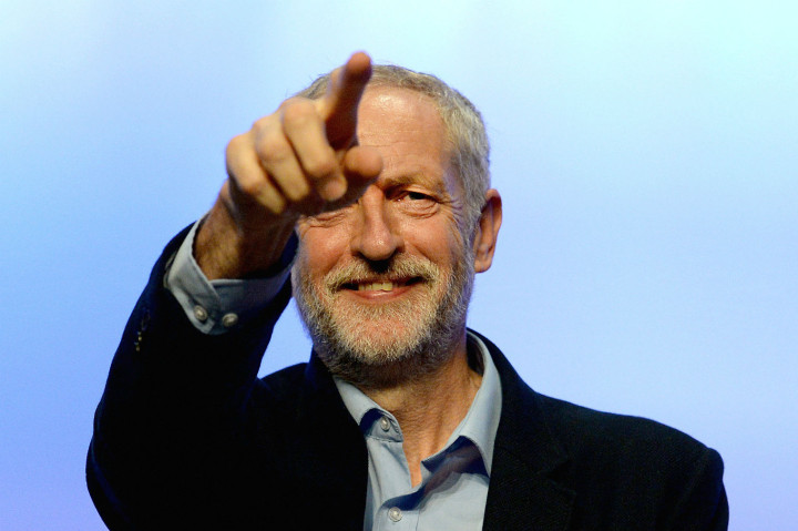 Jeremy Corbyn: secure houses for all