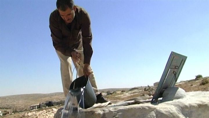Guerra all'acqua palestinese