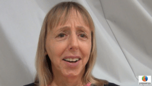 "Medea Benjamin: ""Nonviolence is the only path"""