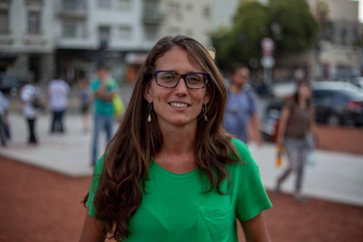 "Elizabeth Gómez Alcorta ""Milagro Sala è prigioniera perché è donna"""