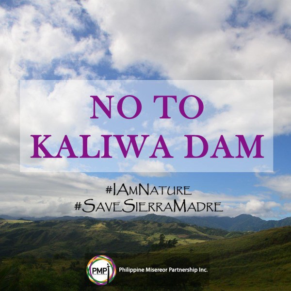 Pmpi Statement Kaliwa Dam Project