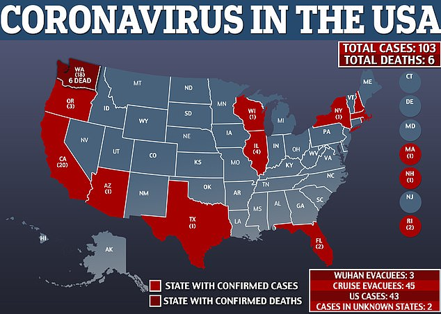 U.S. Public Health Departments Scramble Against Coronavirus ...