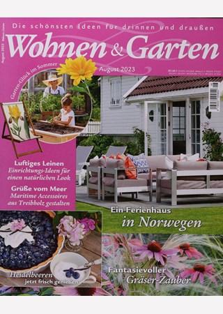 ▷ Wohnen & Garten Abo ▷ Wohnen & Garten Probe Abo ▷ Wohnen