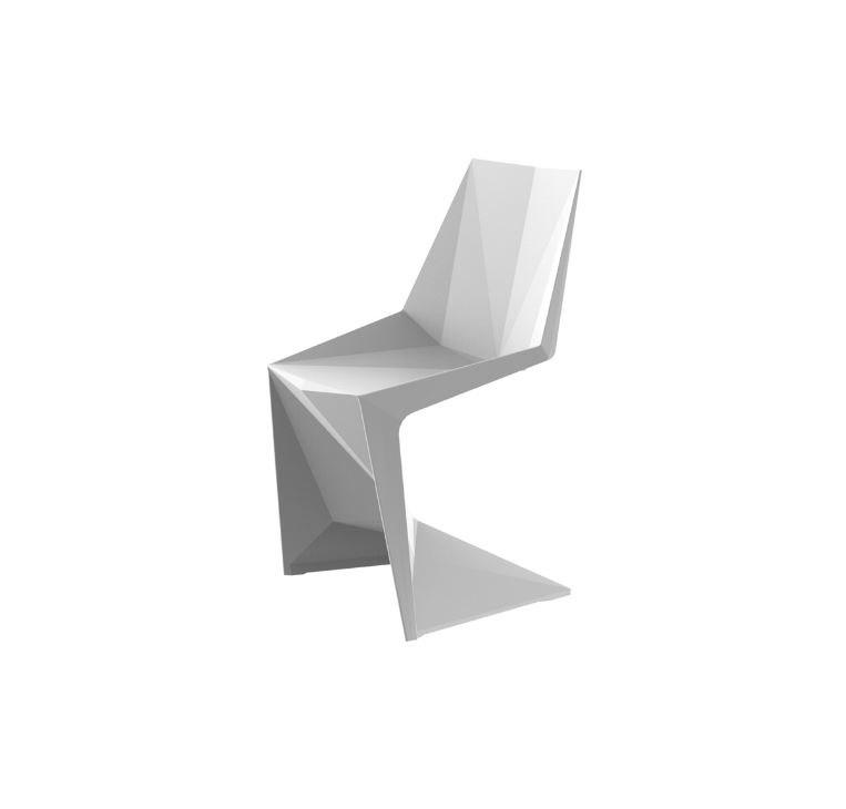 Weisse Designer Stuhle