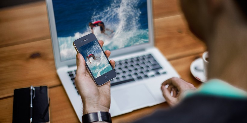 surfverhalten Internetnutzung Mobil Tablet PC Prozent