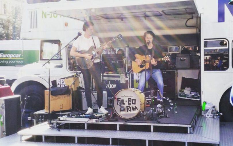 Fil Bo Riva auf dem Reeperbahn Festival