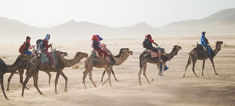 Kleidung in arabischen Ländern