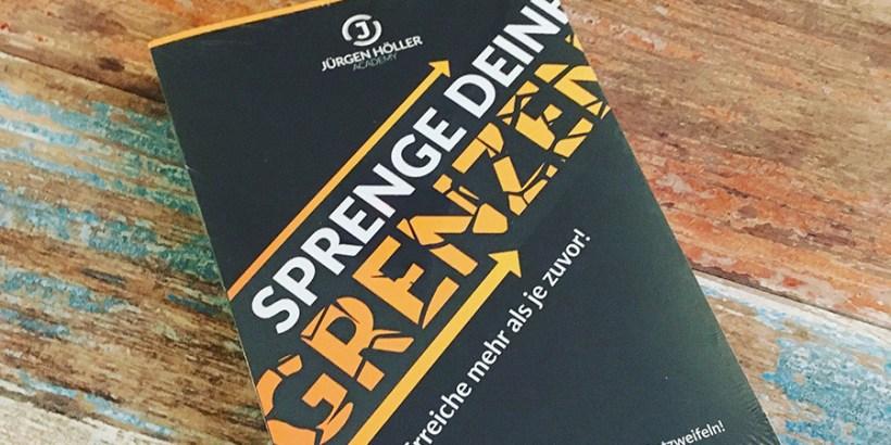 Gratis Buch Sprenge Deine Grenzen Jürgen Höller