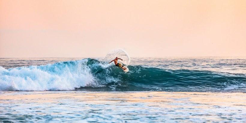 Surfen an der Nord und Ostsee in Deutschland